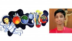 St Aloysius boy finalist in Doodle competition