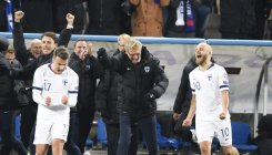 Euro 2020: Finland  into first major finals
