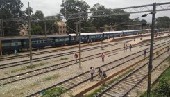 Bengaluru to quadruple Cantonment-Whitefield rail line