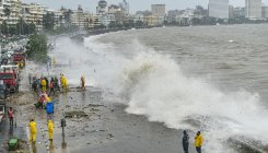 Rising waves threaten our coasts, govt does little