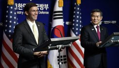 US, S Korea postpone joint military drill