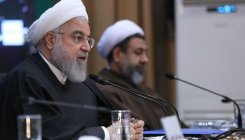 Rouhani warns protest-hit Iran cannot allow insecurity