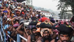 Sabarimala gets over Rs 3.30 cr as revenue on first day
