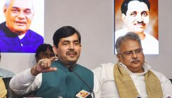 AIMPLB should accept Ayodhya verdict: Shahnawaz Hussain