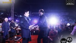 Rajinikanth's political punch at Kamal Hassan's event