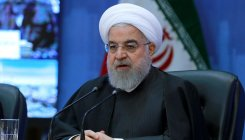 Rouhani says protest-hit Iran cannot allow 'insecurity'