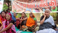 Medha Patkar launches indefinite sit-in in Bhopal