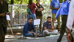 IIT-Madras students withdraw hunger strike