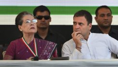 Cong gives notice in LS over Gandhis' SPG cover removal