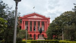 HC makes itself a respondent in Cubbon Park annexe case