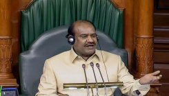 LS Speaker warns of action against protesting in well