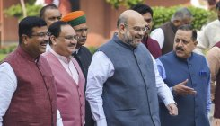 Modi's visits abroad, RCEP highlighted at BJP meet