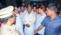 Siddaramaiah condemns attack on Sait