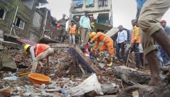 Thane: Residential building's gallery collapses, 1 hurt