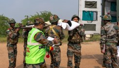 India, US conduct joint disaster assistance exercise