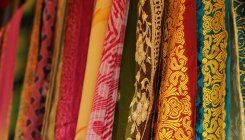 Mandya: Officials seize sarees transported in car