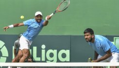 Davis Cup: Pakistan pick two 17-year-olds against India