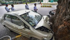 Dubious distinction: State ranked 4th in road accidents