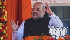 Amit Shah accuses Cong of stalling Ayodhya judgement