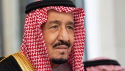 Saudi king urges Iran to quit expansionism