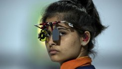 Manu Bhaker wins gold in ISSF World Cup Finals