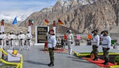 Resolve Siachen, demilitarise region