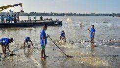 305 projects cleared for clean Ganga Mission: Shekhawat