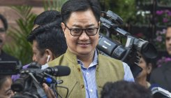 Selection of sportspersons clean, transparent: Rijiju