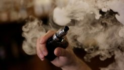 Danger from 'popcorn lung' chemical while vaping: Study