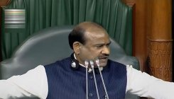 Speaker slams MP against questioning his impartiality