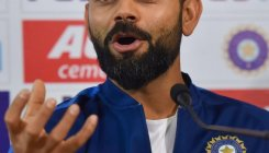 Catching lot harder with pink ball, says Kohli