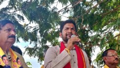 BJP asks rebel Sharath to withdraw from Hoskote bypoll