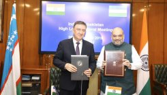 India-Uzbek sign pact on counter-terror cooperation