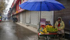 Shops, businesses shut for third consecutive day in J&K