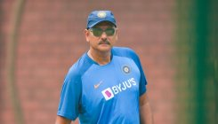 Ravi Shastri cautious about pink ball's behaviour