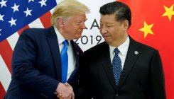 Want to work out 'phase one' trade deal with US: Xi