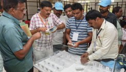 PIL in HC for inspecting paper slips of VVPAT EVMs