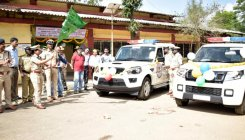 Emergency response vehicles launched in Madikeri