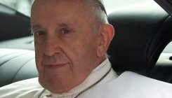 Pope voices concern over future energy