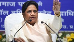 Mayawati accuses BJP of discrimating against dalits