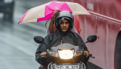Rains lash Chennai suburbs; to continue over weekend
