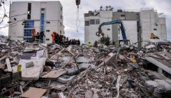 40 dead as families pulled from Albania quake rubble