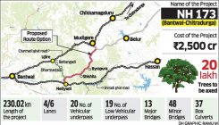 High court stays highway plan in pristine Western Ghats