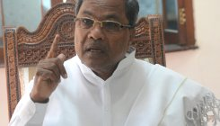 Siddaramaiah asks voters to teach Anand Singh a lesson