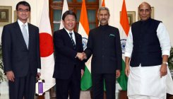 India, Japan to ink pact to share military logistics