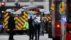 WH condemns London attack, pledges Britain full support