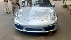 Porsche car owner slapped with Rs 9.8 lakh fine by RTO