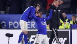 Iheanacho the hero as Leicester close gap on Liverpool