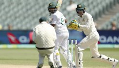 Lyon takes 5 as Australia thrash Pak with day to spare