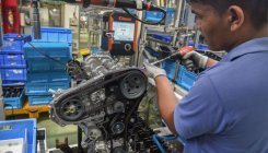 Mfg sector growth inches up in Nov; but remains subdued
